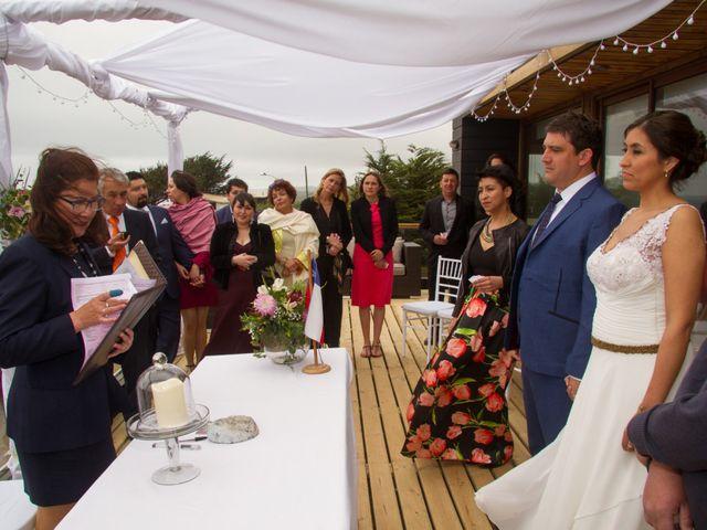 El matrimonio de Alberto y Loreto en Pichilemu, Cardenal Caro 14