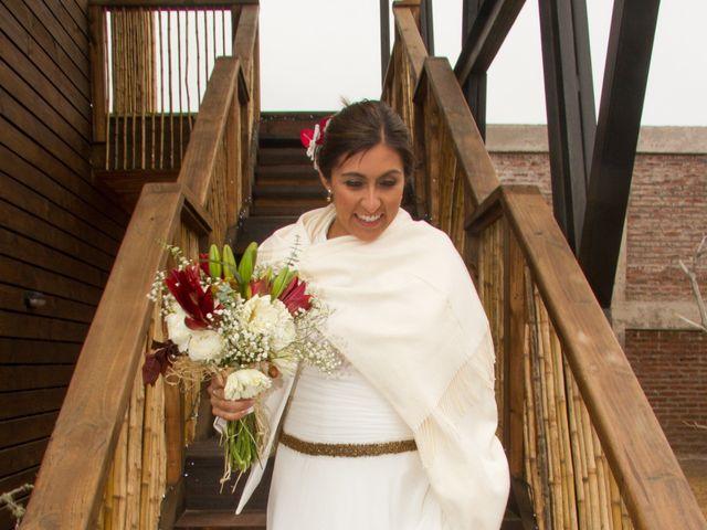 El matrimonio de Alberto y Loreto en Pichilemu, Cardenal Caro 33