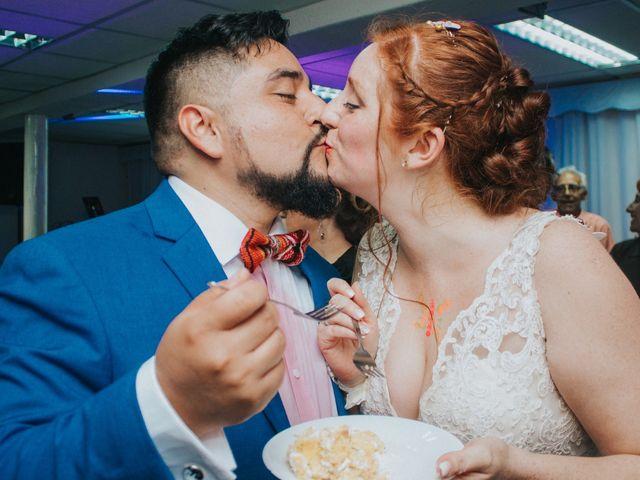 El matrimonio de Nidia y Carlos
