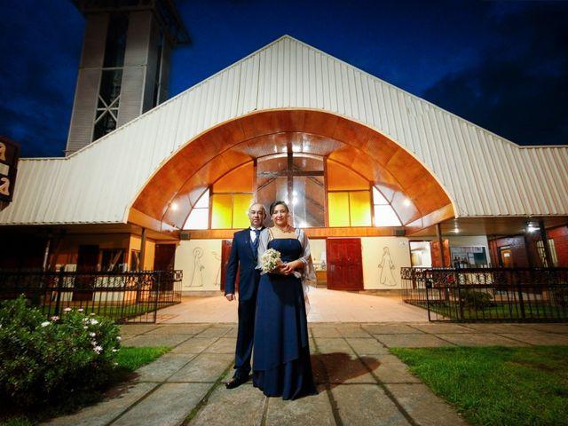 El matrimonio de Marcelo y Andrea