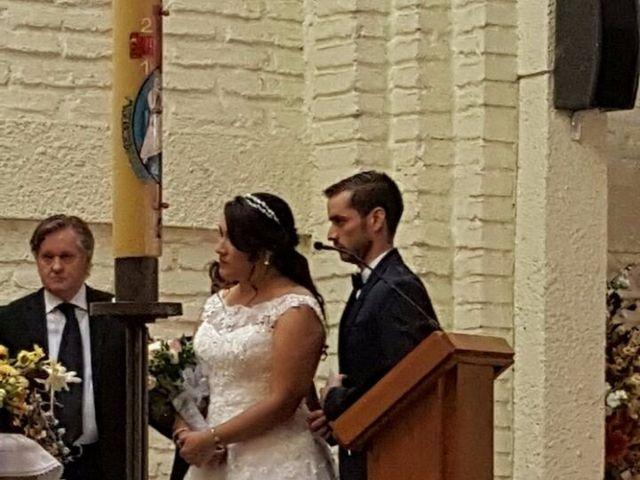 El matrimonio de Andre y Catalina en La Reina, Santiago 5