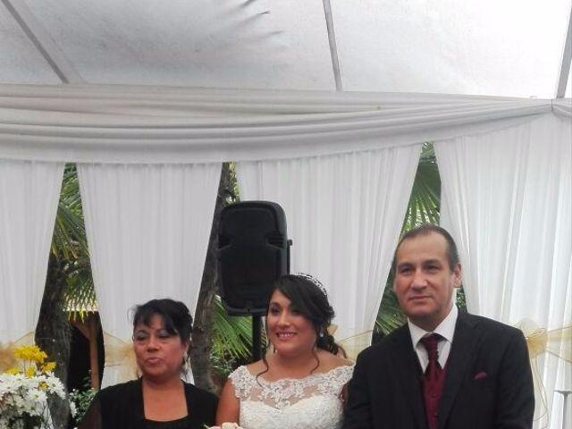 El matrimonio de Andre y Catalina en La Reina, Santiago 6