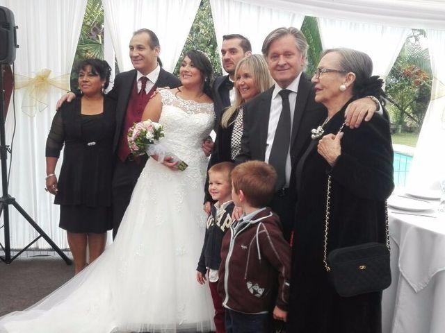 El matrimonio de Andre y Catalina en La Reina, Santiago 7