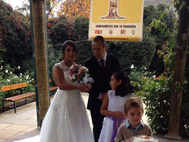 El matrimonio de Andre y Catalina en La Reina, Santiago 1
