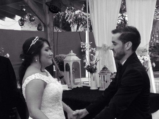 El matrimonio de Andre y Catalina en La Reina, Santiago 12