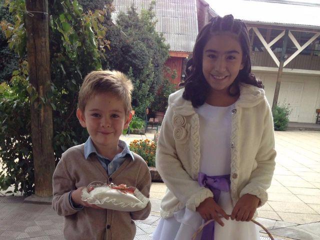 El matrimonio de Andre y Catalina en La Reina, Santiago 13