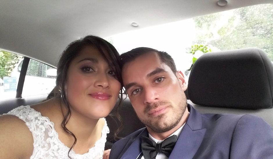 El matrimonio de Andre y Catalina en La Reina, Santiago