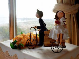 El matrimonio de María José y Francisco 3