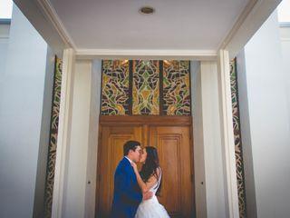 El matrimonio de Viviana y Sebastián 1
