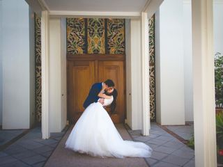 El matrimonio de Viviana y Sebastián 3