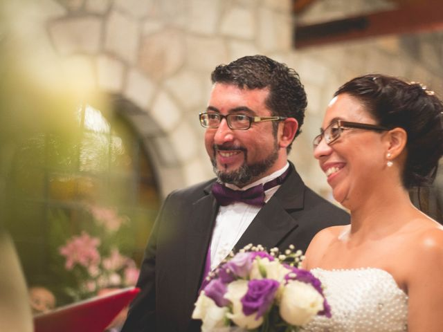 El matrimonio de Jaqueline y José