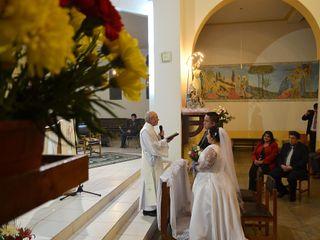El matrimonio de Celeste y Osvaldo 1