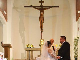 El matrimonio de Celeste y Osvaldo 2