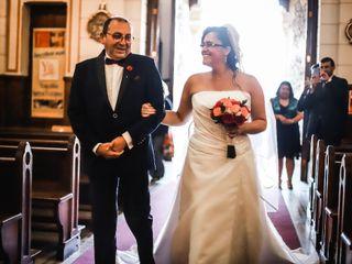 El matrimonio de Carolina y Michael 1