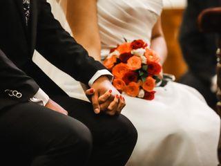 El matrimonio de Carolina y Michael 3