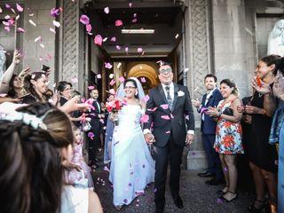 El matrimonio de Carolina y Michael 2