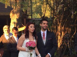 El matrimonio de Yasmín  y Gonzalo