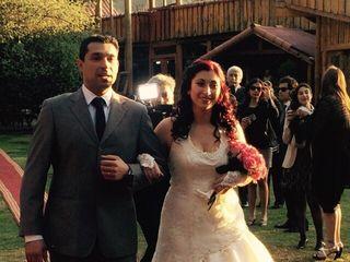 El matrimonio de Yasmín  y Gonzalo  3