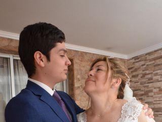 El matrimonio de Hermosina y Juan 3