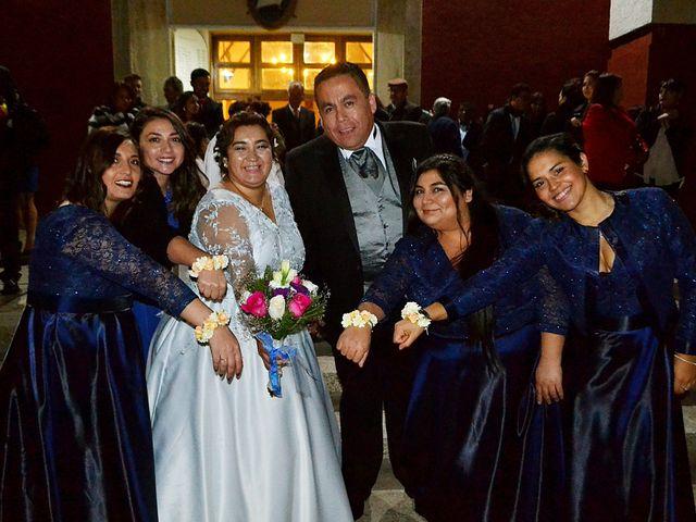 El matrimonio de Osvaldo y Celeste en Cartagena, San Antonio 2