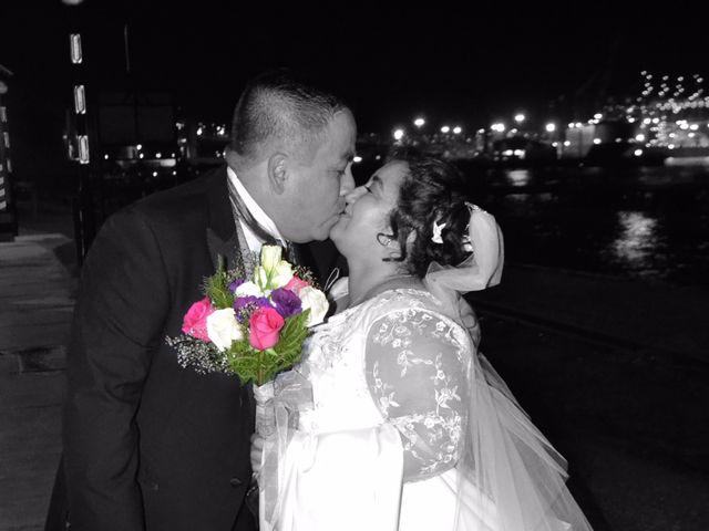 El matrimonio de Osvaldo y Celeste en Cartagena, San Antonio 4