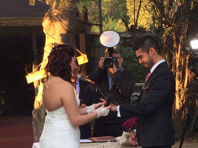 El matrimonio de Gonzalo  y Yasmín  en San José de Maipo, Cordillera 3
