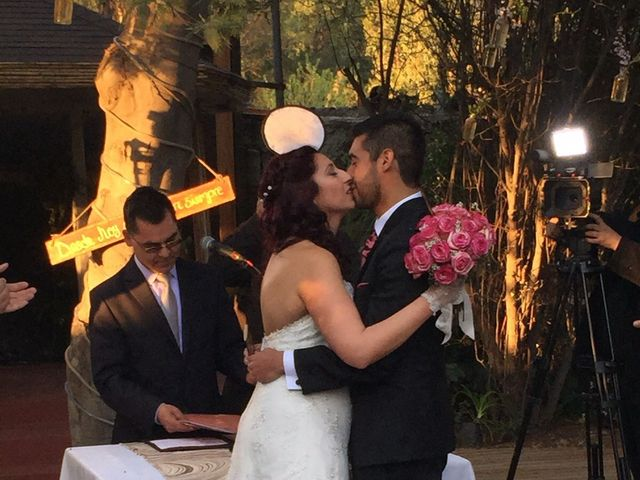El matrimonio de Gonzalo  y Yasmín  en San José de Maipo, Cordillera 5