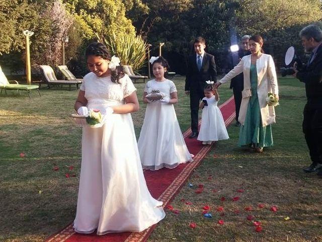 El matrimonio de Gonzalo  y Yasmín  en San José de Maipo, Cordillera 2