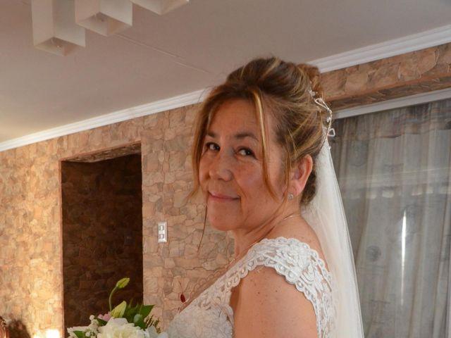 El matrimonio de Juan y Hermosina en Huechuraba, Santiago 1