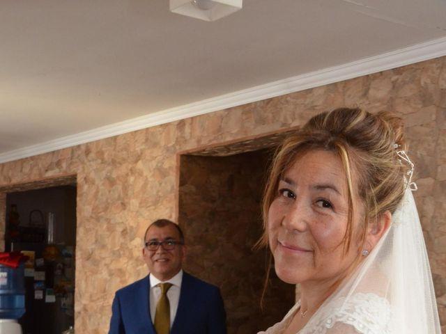 El matrimonio de Juan y Hermosina en Huechuraba, Santiago 3