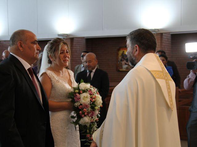 El matrimonio de Juan y Hermosina en Huechuraba, Santiago 2