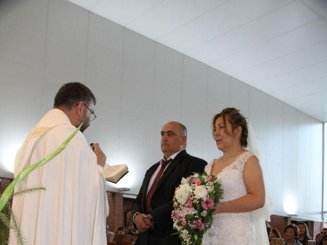 El matrimonio de Juan y Hermosina en Huechuraba, Santiago 5