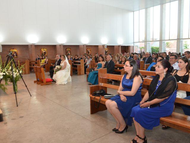 El matrimonio de Juan y Hermosina en Huechuraba, Santiago 6