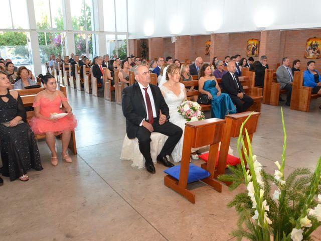 El matrimonio de Juan y Hermosina en Huechuraba, Santiago 9