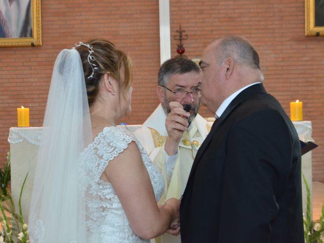 El matrimonio de Juan y Hermosina en Huechuraba, Santiago 10