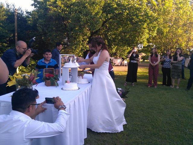 El matrimonio de Marlene y Carlos