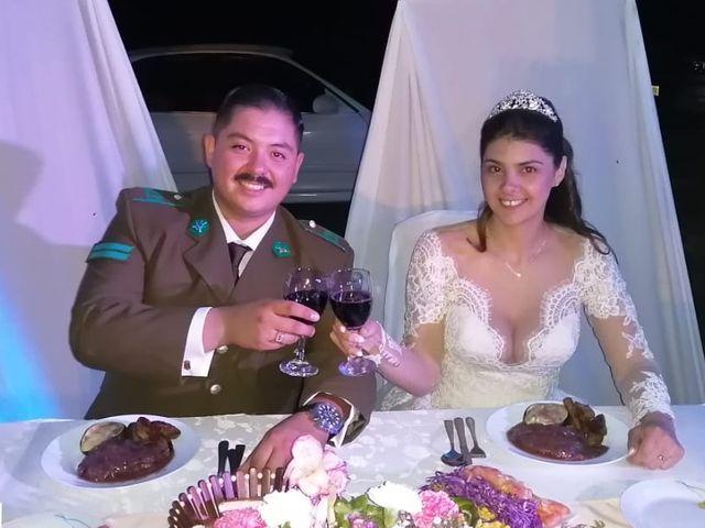 El matrimonio de Guillermo y Angie en San Fabián, Ñuble 1