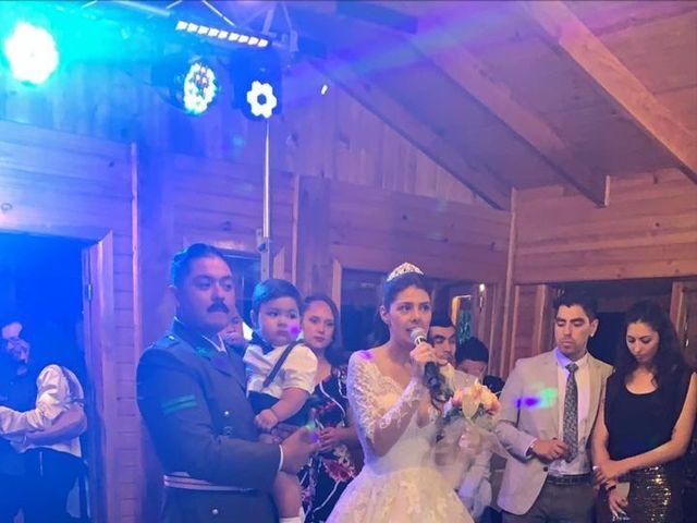 El matrimonio de Guillermo y Angie en San Fabián, Ñuble 4