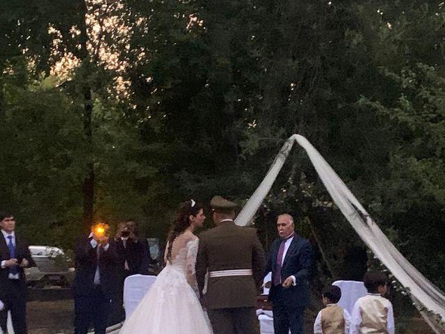 El matrimonio de Guillermo y Angie en San Fabián, Ñuble 5