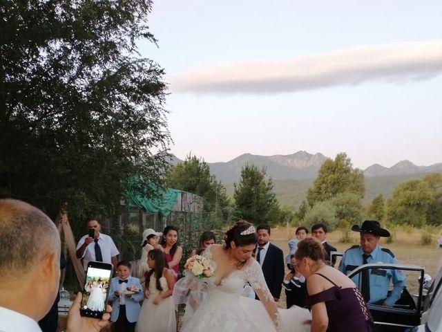 El matrimonio de Guillermo y Angie en San Fabián, Ñuble 8