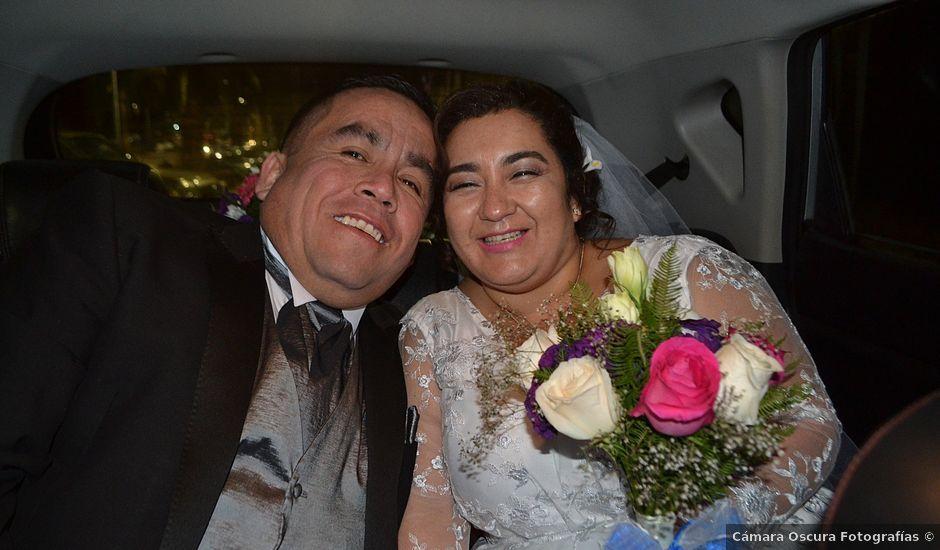 El matrimonio de Osvaldo y Celeste en Cartagena, San Antonio