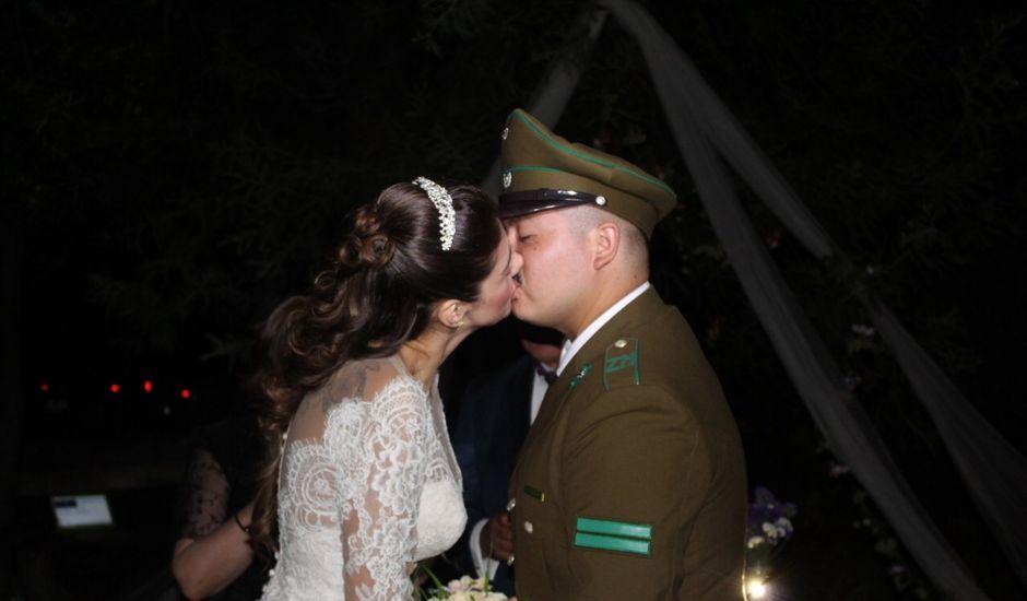 El matrimonio de Guillermo y Angie en San Fabián, Ñuble