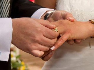 El matrimonio de Carola y Jovany 1