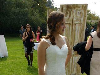 El matrimonio de Daniela  y Guillermo 2