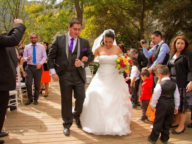 El matrimonio de Carola y Jovany