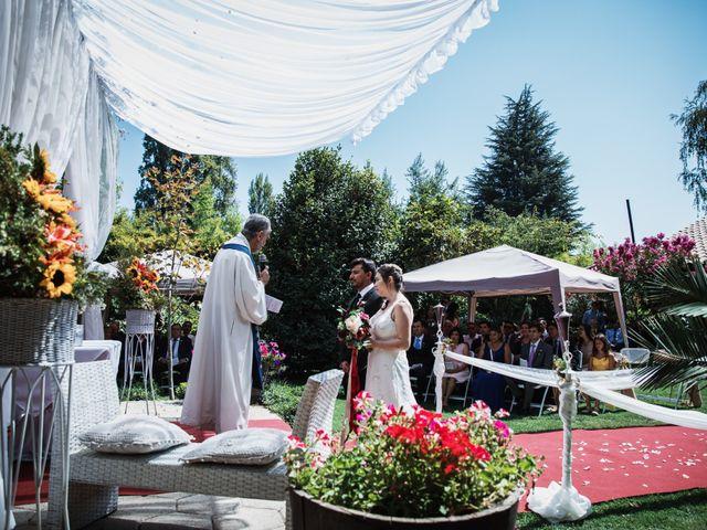 El matrimonio de Miguel y Alejandra en Rancagua, Cachapoal 15