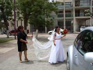 El matrimonio de Omaira y Javier 1