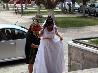 El matrimonio de Omaira y Javier 2