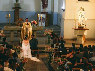 El matrimonio de Fran y Julio 1