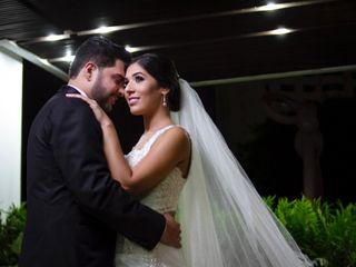 El matrimonio de Yanheli y Jhoan